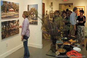 Monthly First Friday Art Walk in St. Augustine