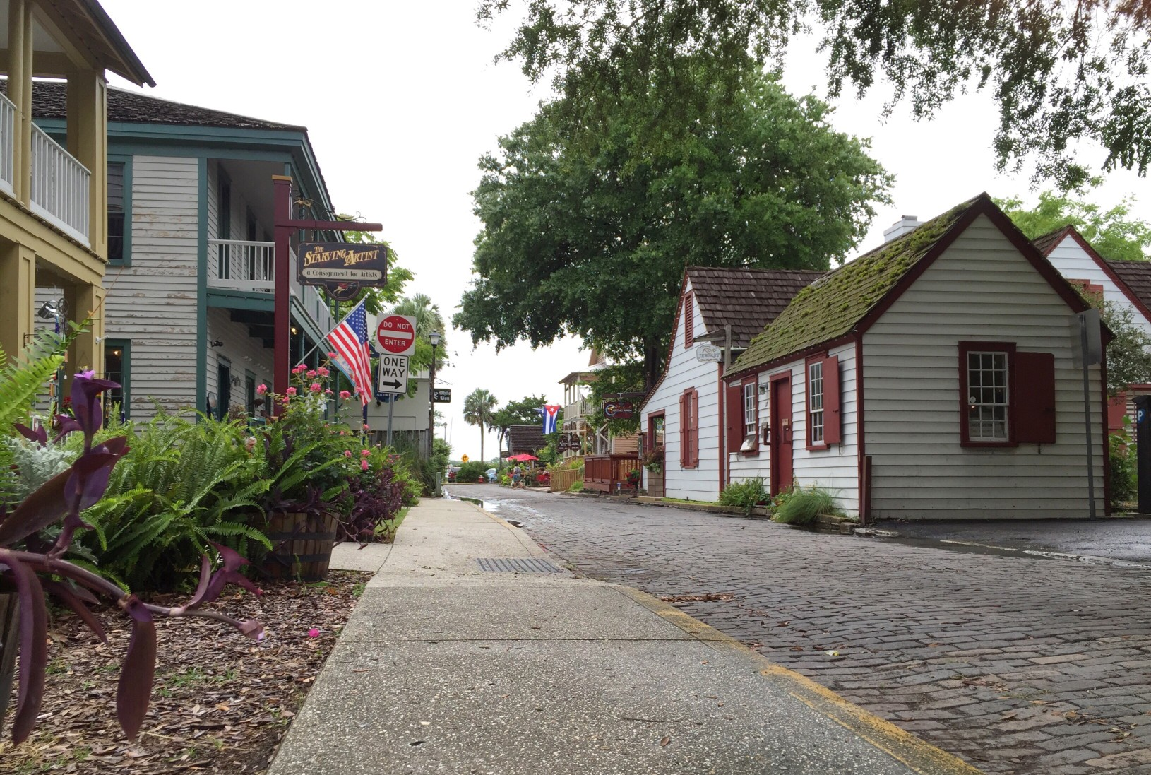 Ghost tours in St. Augustine