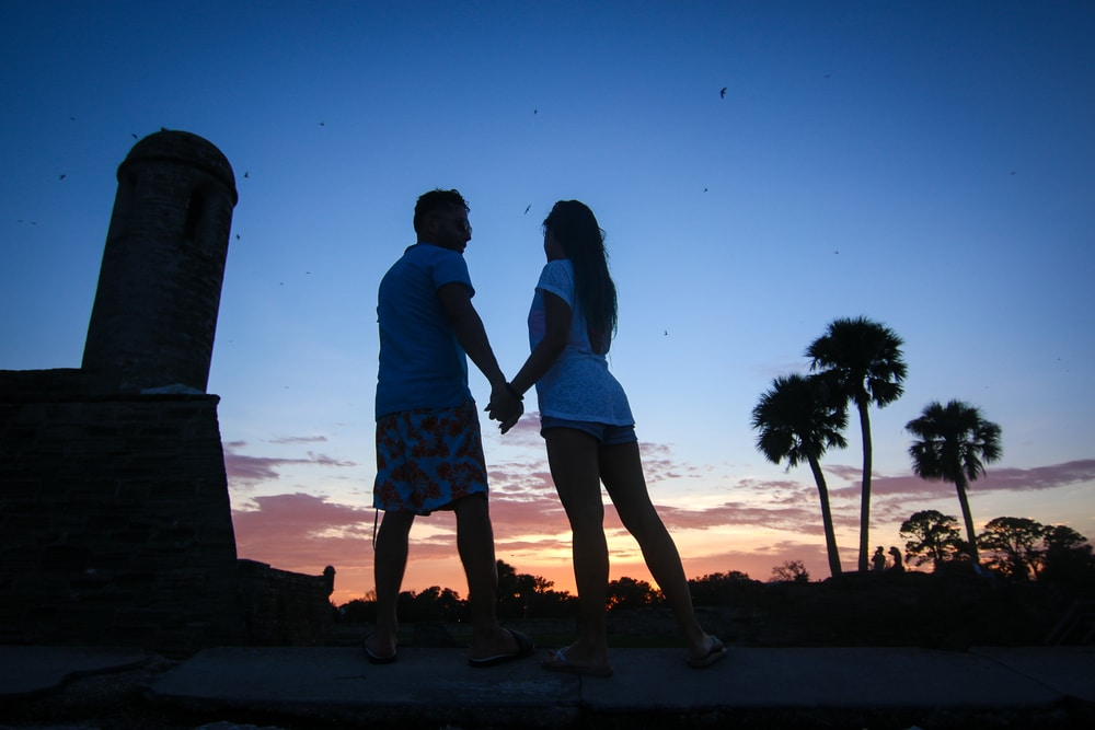 romantic things to do in St. Augustine