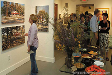 Monthly First Friday Art Walk in St. Augustine