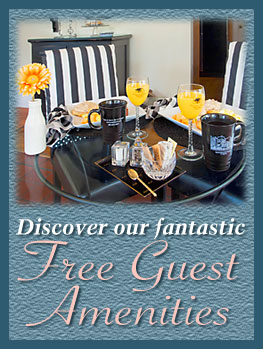 Free Guest Amenities